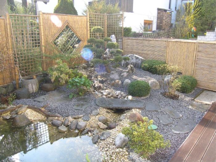 Japanische g rten - Japanischer kleingarten ...